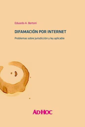 BERTONI - Difamación por Internet