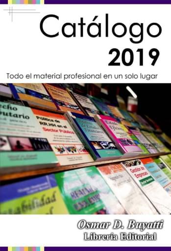 Osmar Buyatti Catalgo 2019