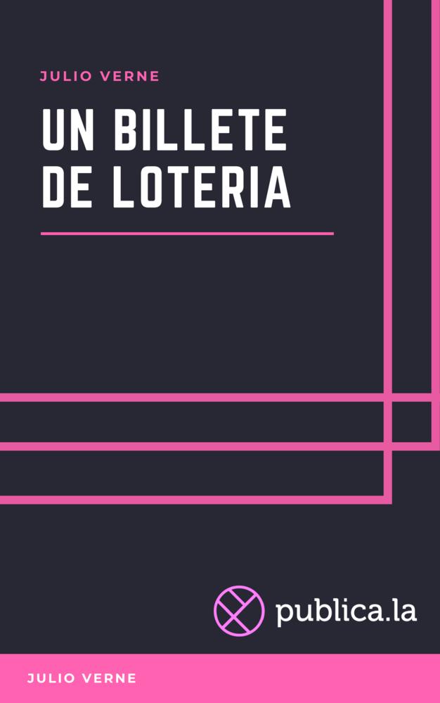 Un billete de loteria
