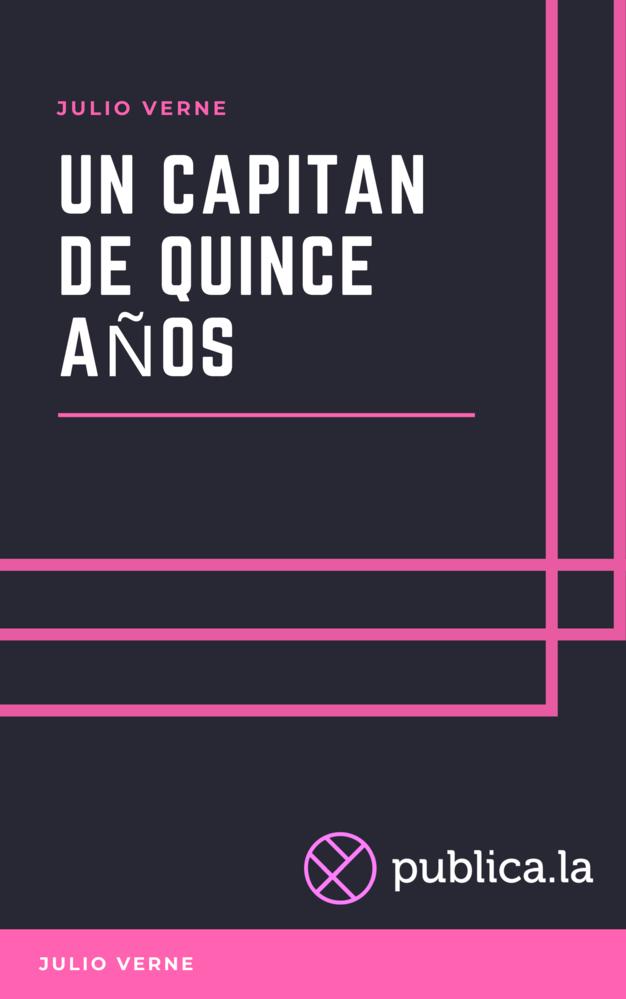 Un capitan de quince años