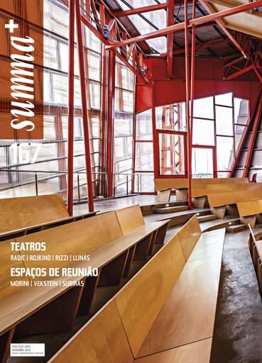 #167 - Teatros -  Espaços de reunião