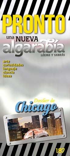 Algarabía. Revista que genera adicción. 187