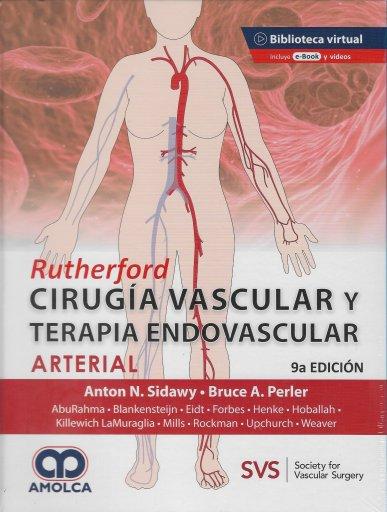 Rutherford Cirugía Vascular y Terapia Endovascular Arterial