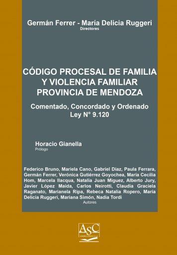 Código Procesal de Familia y Violencia Familiar de la Provincia de Mendoza