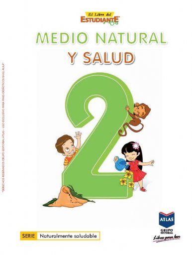 Medio Natural y Salud 2 - Segundo Grado