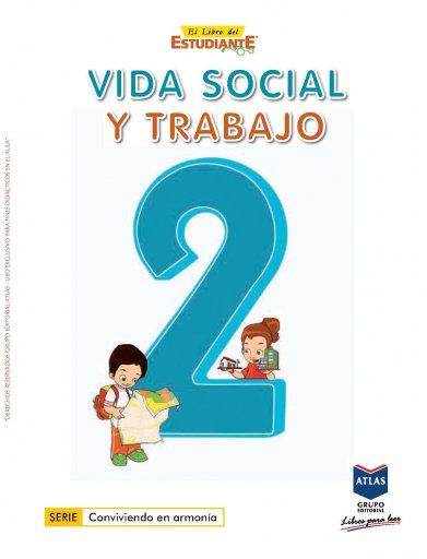 Vida Social y Trabajo 2 Segundo grado
