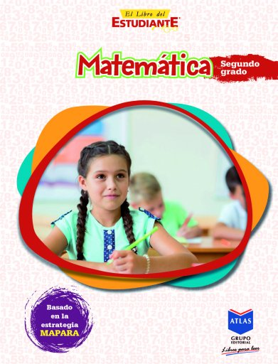 Matematica 2 Segundo grado