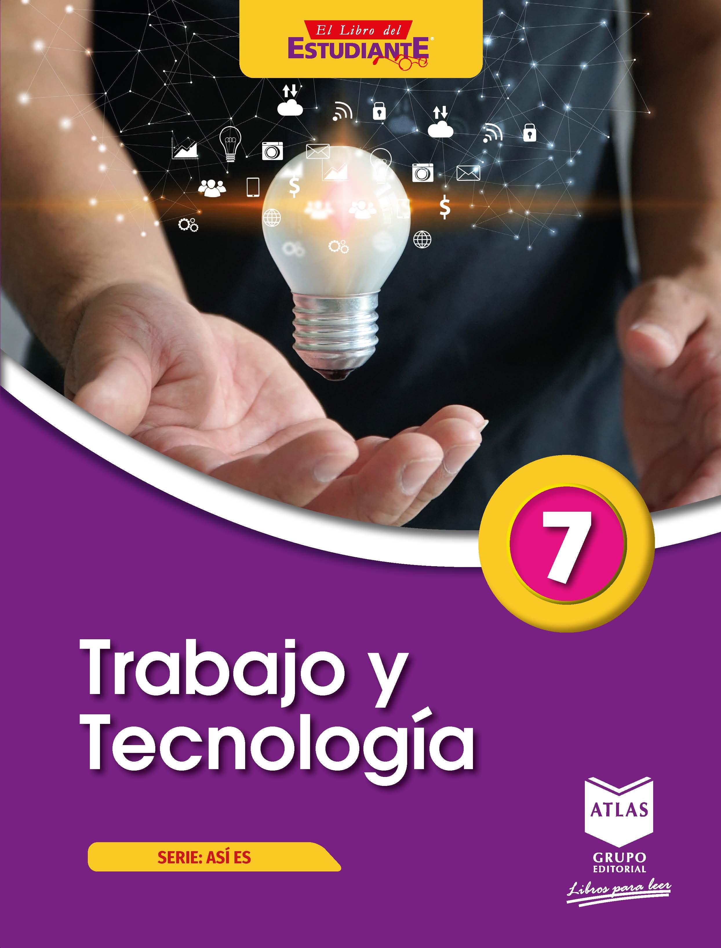 Trabajo y Tecnología 7 - Séptimo grado