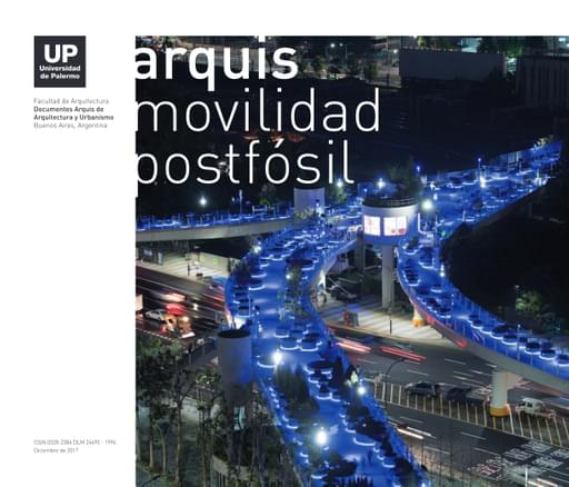 ARQUIS #8 MOVILIDAD POSTFÓSIL
