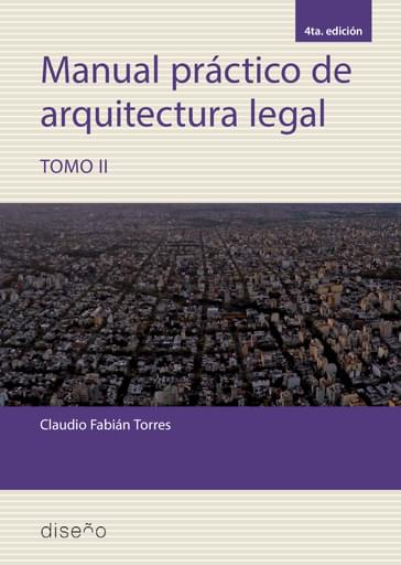 Manual Practico de Arquitectura Legal II