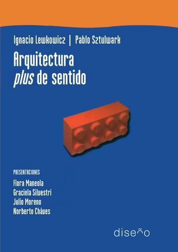 Arquitectura plus de sentido
