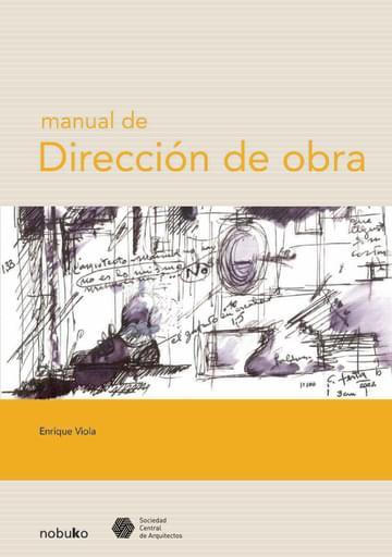 Manual de dirección de obra