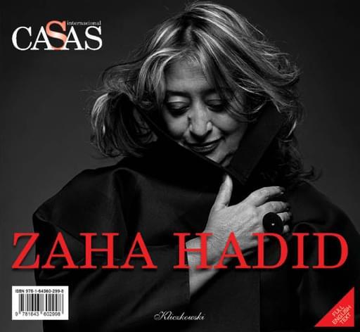 CASAS INTERNACIONAL 180 - ZAHA HADID-