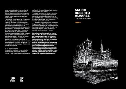 Mario Roberto Alvarez. Cuadernos de viaje I