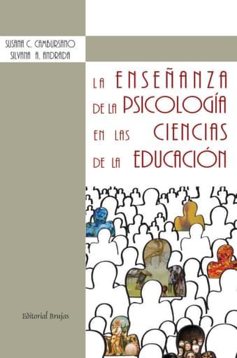 La enseñanza de la psicología en las ciencias de la educación