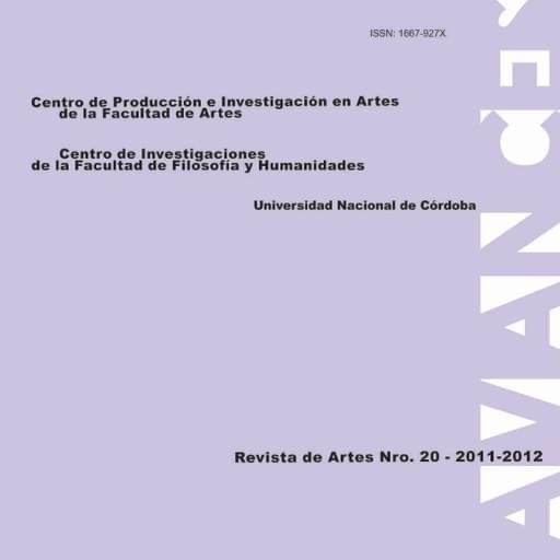 Revista Avances nº 20