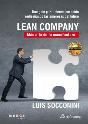 LEAN COMPANY Más allá de la manufactura