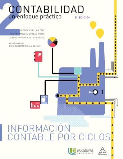 CONTABILIDAD - Volumen 2 Información Contable por Ciclos