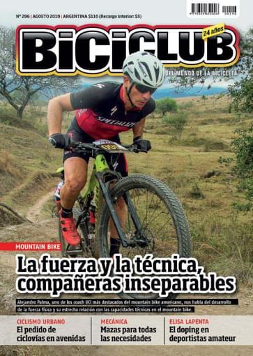 Biciclub Nº 296 - agosto 2019