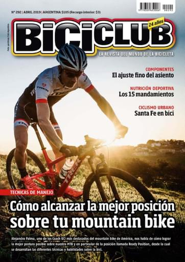 Biciclub Nº 292 - Abril 2019