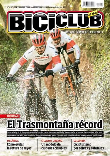 Biciclub Nº 297 - Septiembre 2019