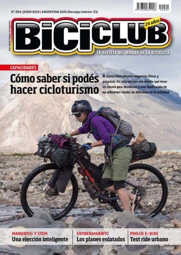 Biciclub Nº 294 - Junio 2019