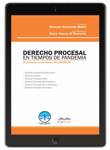 Derecho Procesal en Tiempos de Pandemia. El Proceso en el Marco del COVID-19