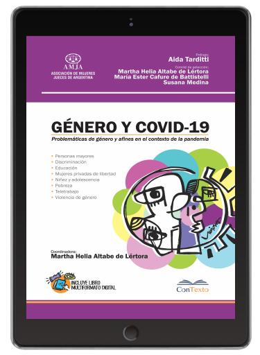 Genero y COVID-19 Problemáticas de Genero y Afines en el Contexto de la Pandemia