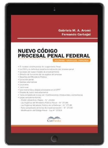 Nuevo Codigo Procesal Penal Federal
