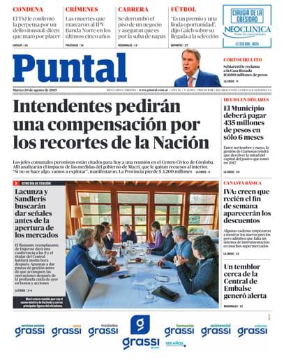 Diario Puntal - Mi Biblioteca