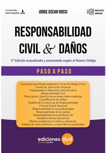 Rossi - Responsabilidad Civil y Daños