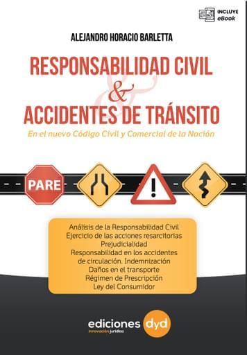 Responsabilidad Civil y Accidentes de Tránsito - Alejandro Barletta