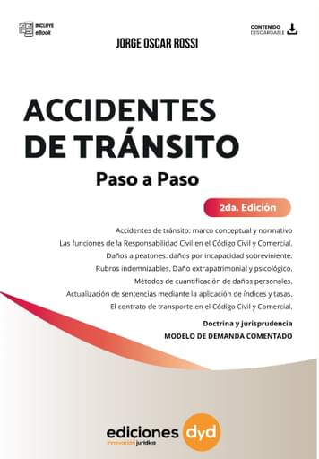 Accidentes de Tránsito Paso a Paso - Jorge Oscar Rossi