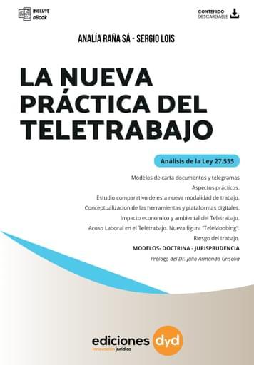 La Nueva Práctica del Teletrabajo - Raña - Rodríguez