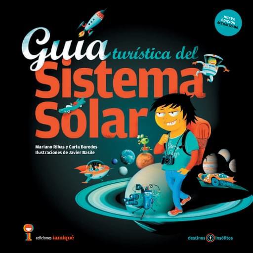 'Guía turística del Sistema Solar'