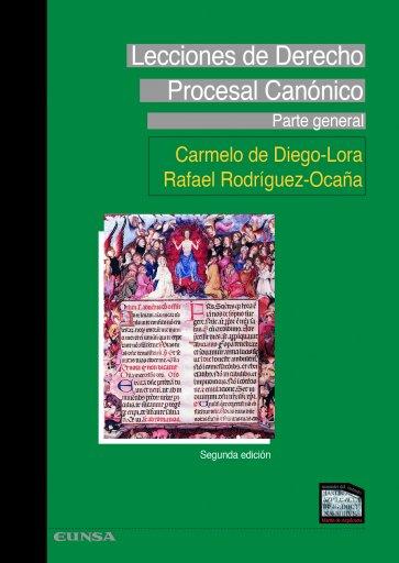 Lecciones de derecho procesal canónico