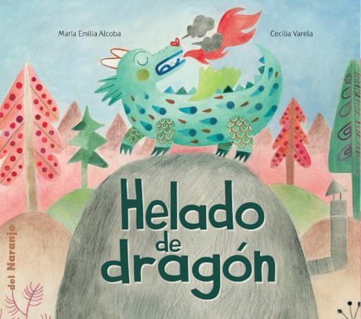 Helado de dragón
