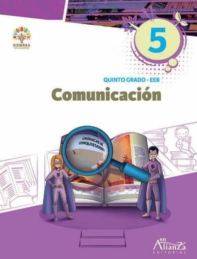 Comunicación 5º grado