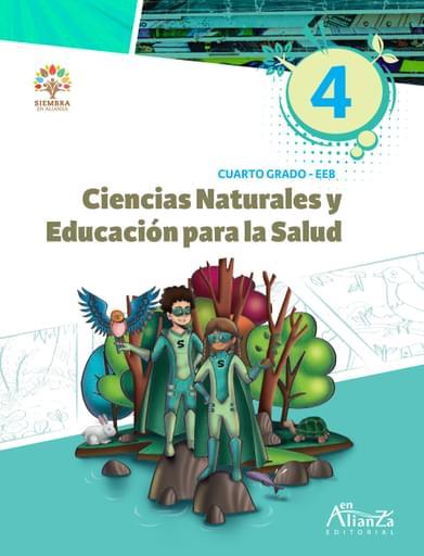 Ciencias Naturales y Educación para la Salud 4º grado