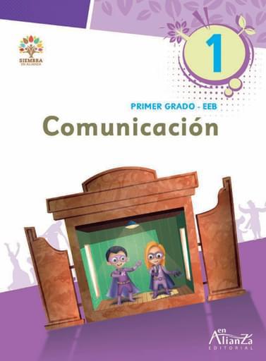 Comunicación 1º - Programa siembra