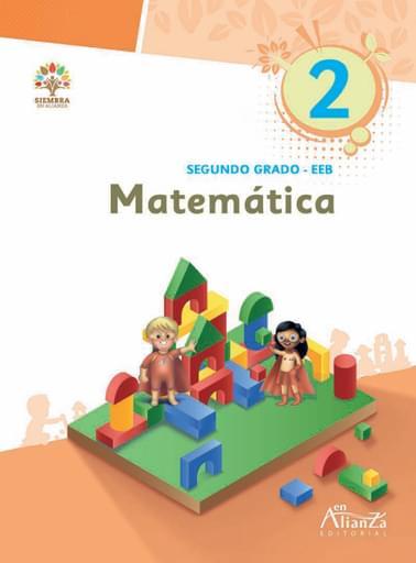 Matemática 2º grado - Programa siembra