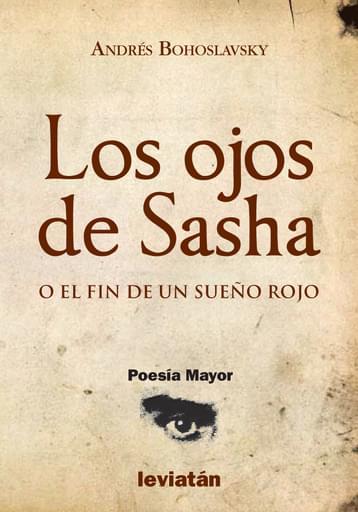 Los ojos de Sasha o El fin de un sueño rojo