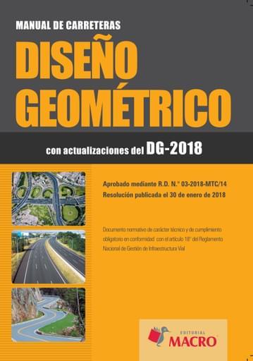 Manual de Carreteras. Diseño Geométrico
