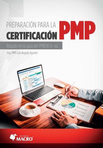 Preparación para la Certificación PMP-Basado en la guía PMBOK 6.a Ed.