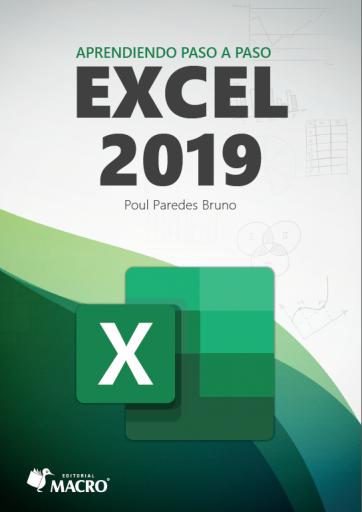Aprendiendo Paso a Paso Excel 2019