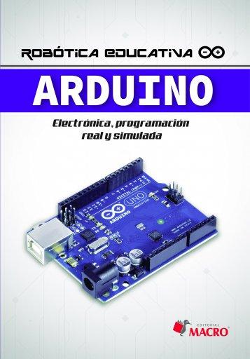 Arduino - Electronica, Programacion Real y Simulada