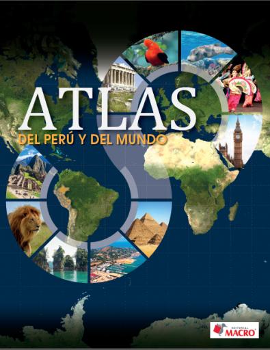 Atlas del Perú y del Mundo