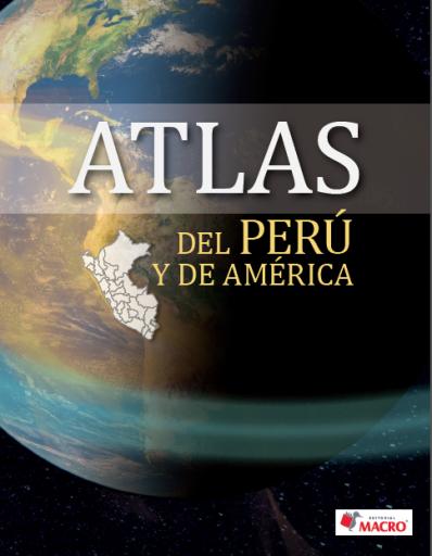 Atlas del Perú y de América
