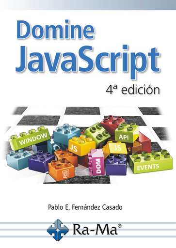 Domine JavaScript. 4ª Edición