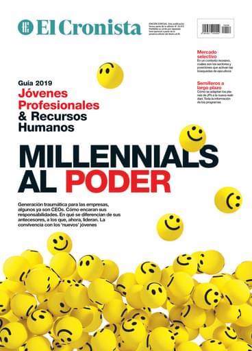2019 Jóvenes Profesionales & Recursos Humanos